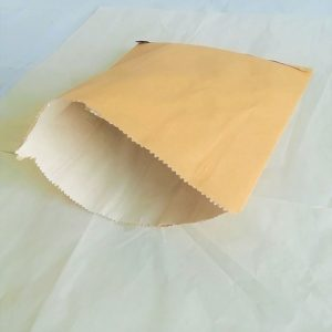 LINED KRAFT CHIP BAG