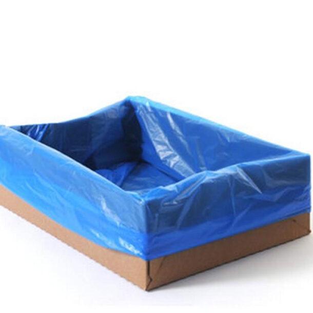 BLUE TINT BOX LINER