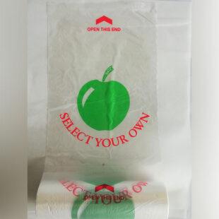 FRUIT BAG ON ROLL