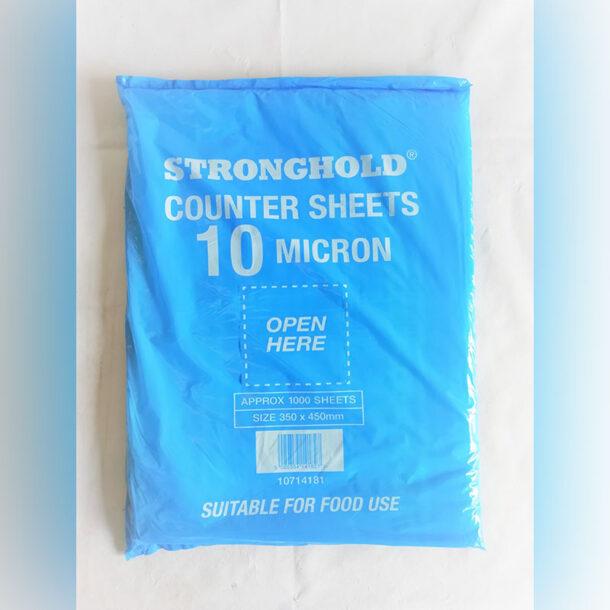 HIGH DENSITY COUNTER SHEET (10 MICRON)