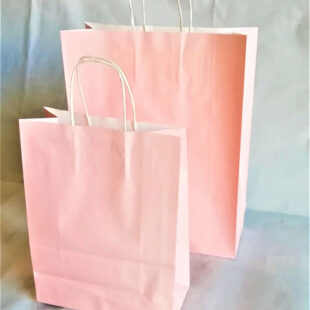 PINK CARRIER BAG