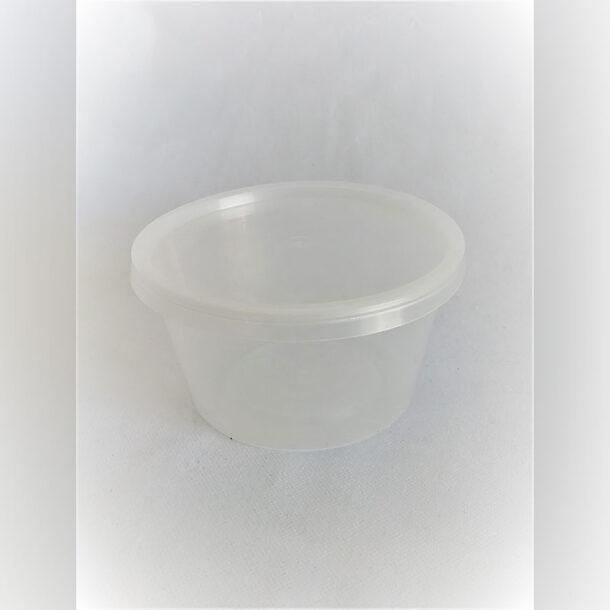PLASTIC TUB & LID