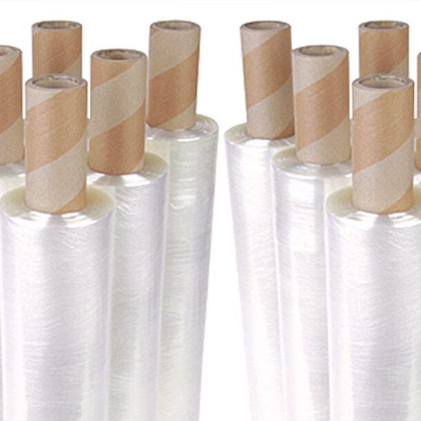 PALLET WRAP CLEAR 300m x 400mm