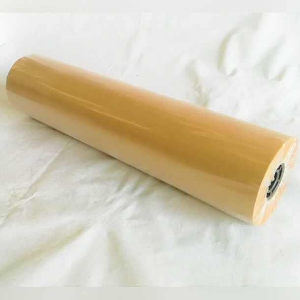 GOLD WRAPPING PAPER ROLL 100m x 500mm