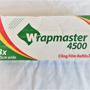 WRAPMASTER CLING FILM 450mm