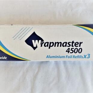 WRAPMASTER TINFOIL 450mm