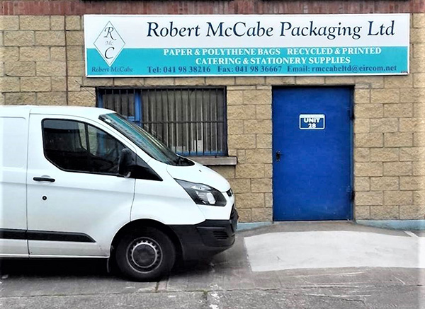 Robert Mc Cabe Packaging Greenhills Drogheda