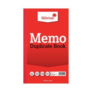 MEMO DUPLICATE BOOK