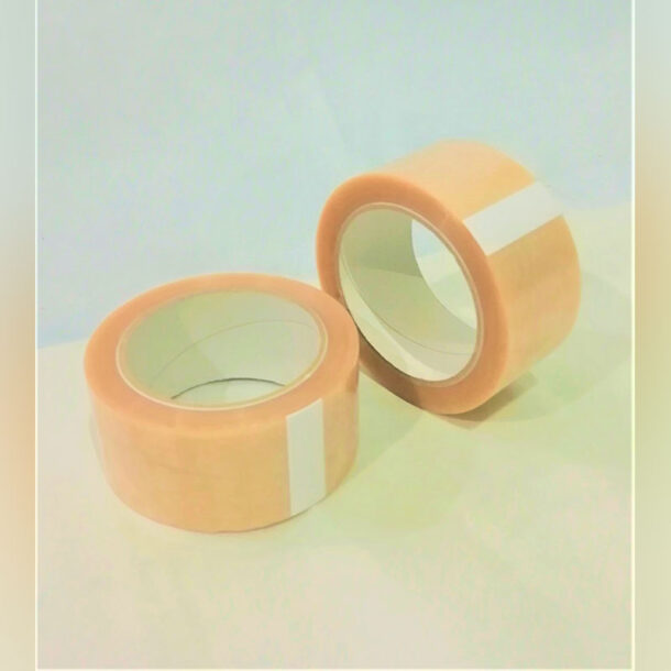 CLEAR VINYL TAPE 48mm x 66m
