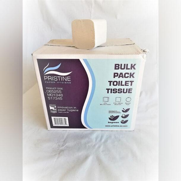 2 PLY BULK PACK TOILET TISSUE