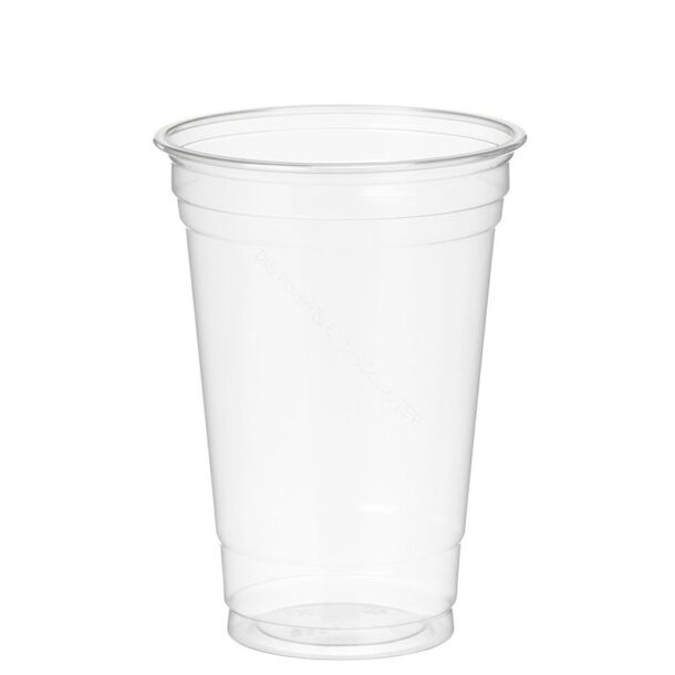 PLASTIC SMOOTHIE CUP
