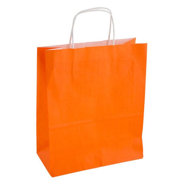 ORANGE CARRIER BAG