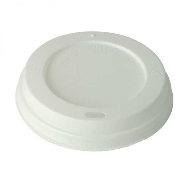 12/16OZ LID FOR SINGLE WALL COFFEE CUP