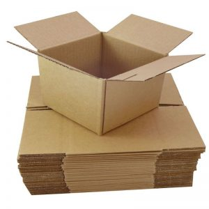 CARDBOARD BOX DOUBLE WALL 500 x 300 x 225mm