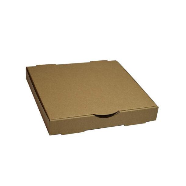 """9"""" BROWN PIZZA BOX"""