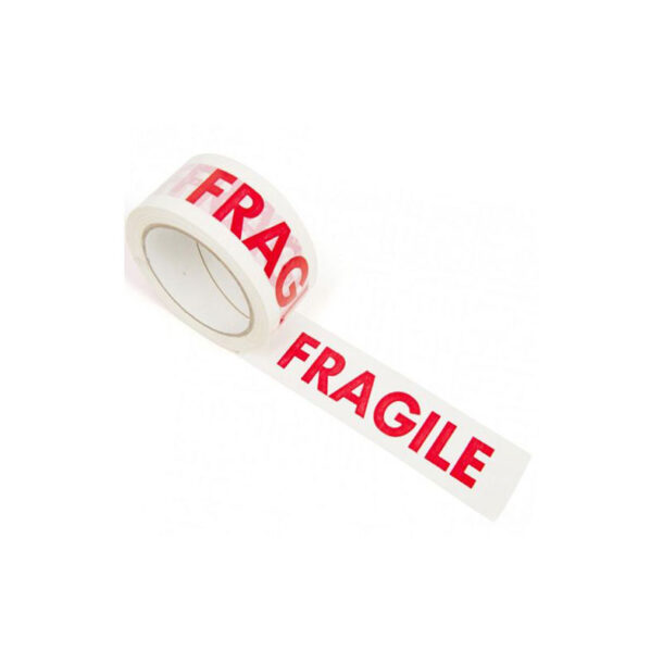 FRAGILE TAPE 50mm x 66m