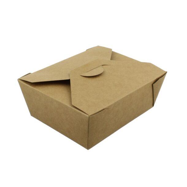 Brown Kraft Food Box