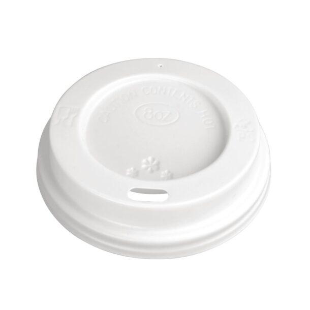 8/10OZ COFFEE CUP LID